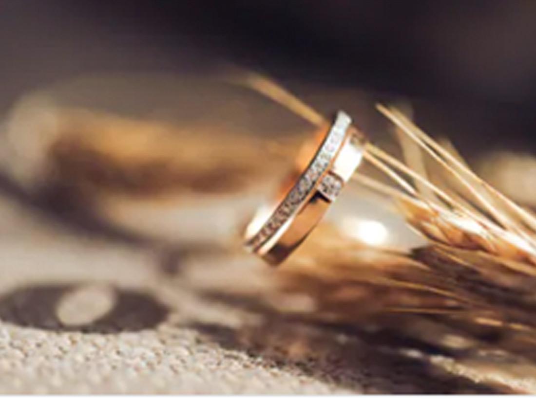 Γάμος με στάχυ