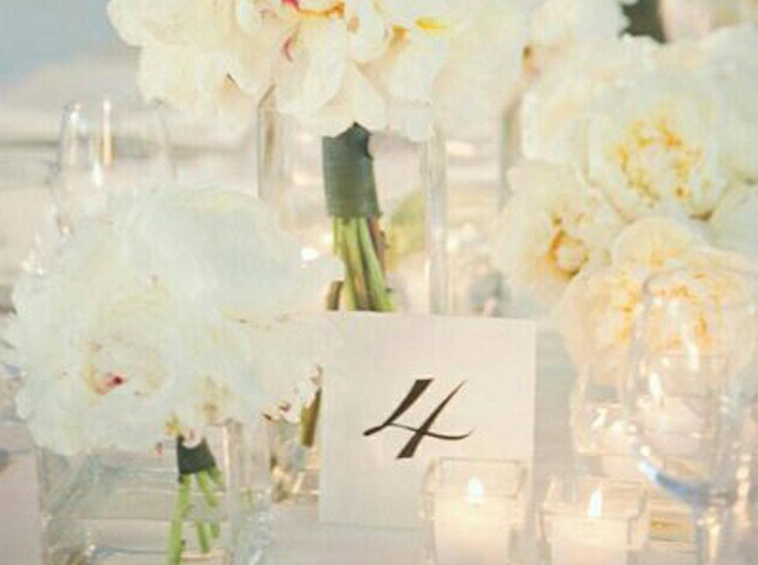 Ένας γάμος ντυμένος στα λευκά...