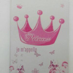 Βιβλίο ευχών κορώνα princess