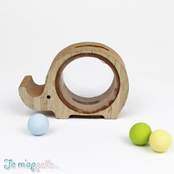 Μπομπονιέρα--ξύλινος-κουμπαράς-ελεφαντάκι-