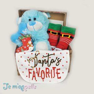 Χριστουγεννιάτικο δώρο για νεογέννητο αγοράκι