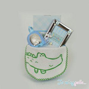 δώρο-για-νεογέννητο-αγοράκι-με-ασημένια