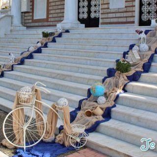 Στολισμός εκκλησίας Παναγίτσα Φάληρο