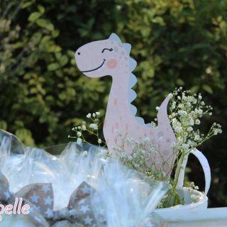 Στολισμός και candy bar δεινόσαυρος