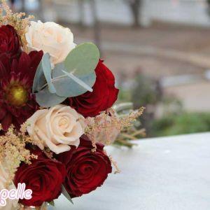 Πλήρης ανθοστολισμός γάμου Αργυρούπολη